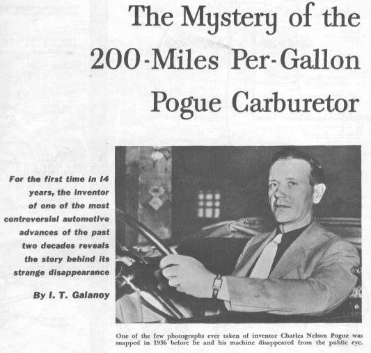 Charles Pogue Carb.