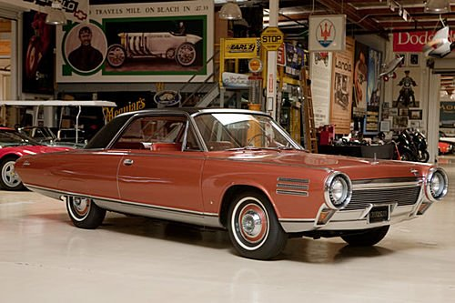 The Chrysler Turbine car of 1963