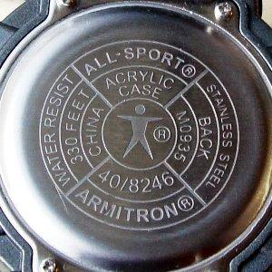 инструкция часов армитрон 40 8240